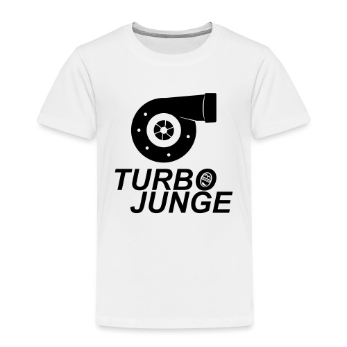 Turbojunge! - Kinder Premium T-Shirt