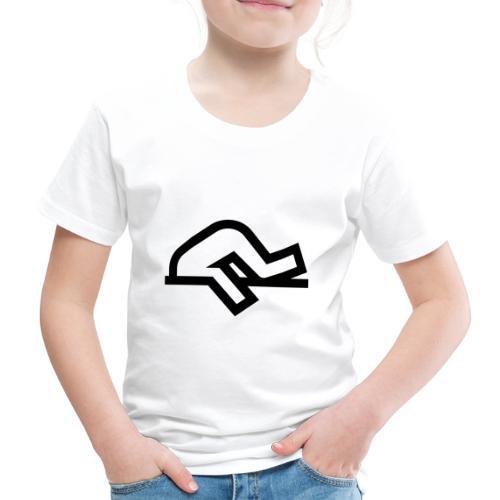Tête bloqué dans le béton - T-shirt Premium Enfant