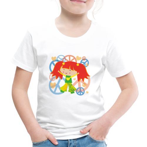 Happy Meitlis - Be Happy - Kinder Premium T-Shirt