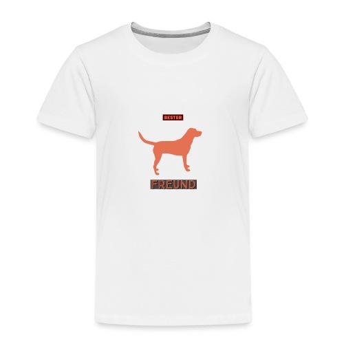 Bester Freund - Kinder Premium T-Shirt
