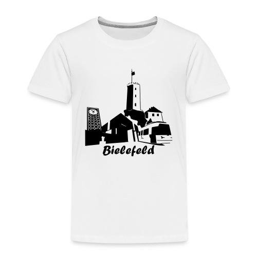Bielefeld Skyline - Kinder Premium T-Shirt