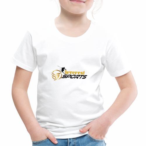 Skifahrer - Kinder Premium T-Shirt