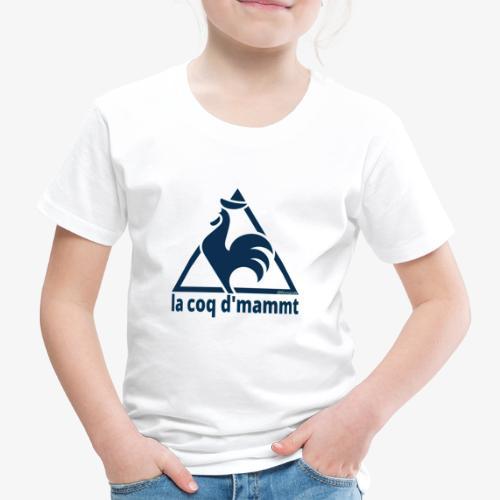 La Coq d'Mammt - Maglietta Premium per bambini