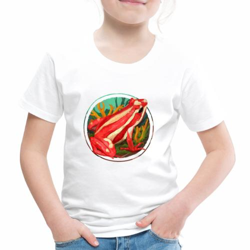 Dartfrog Anthony - Kinder Premium T-Shirt