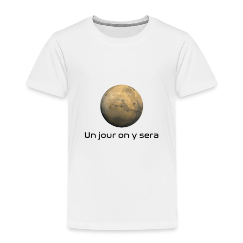 Mars - T-shirt Premium Enfant