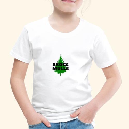 Skogsmulle - Premium-T-shirt barn