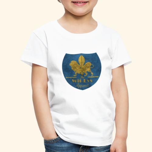 The Wil-Lys Apparel Print Summer 2019 - T-shirt Premium Enfant