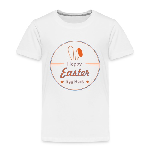 Happy Easter - Kinder Premium T-Shirt