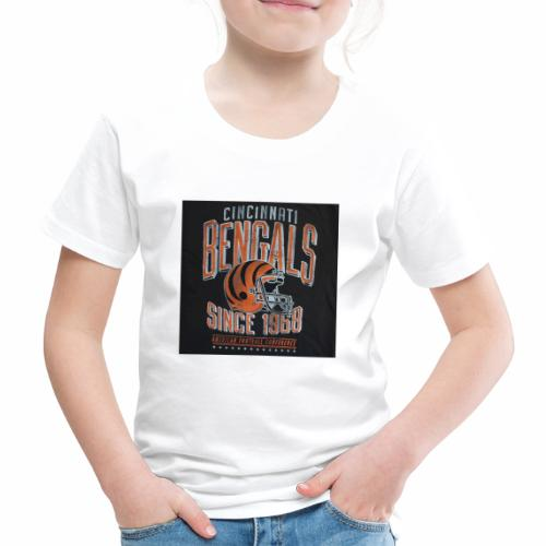 American fotboll, Chicago Bears - Premium-T-shirt barn