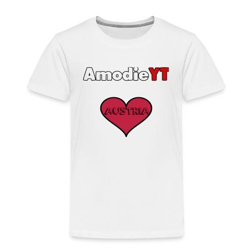 Amodie_YT - Kinder Premium T-Shirt