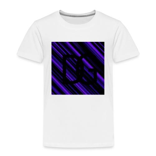 DG_Jonte - Premium-T-shirt barn