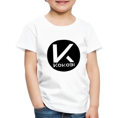 kokobi nero - Maglietta Premium per bambini