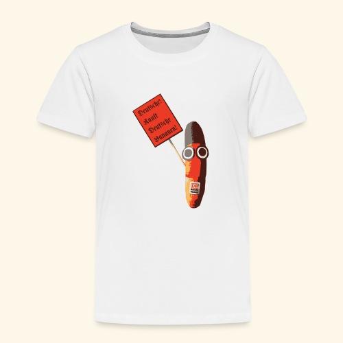 Kauft deutsche Bananen - Kinder Premium T-Shirt