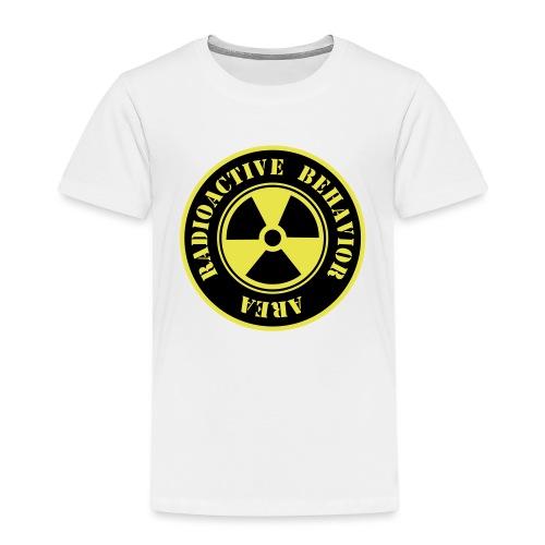 Radioactive Behavior - Camiseta premium niño