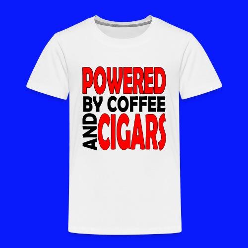 Cigars - Kids' Premium T-Shirt