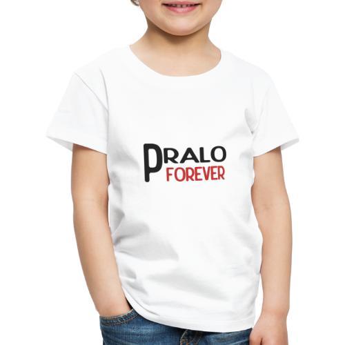 pralo forever noir et rouge - T-shirt Premium Enfant
