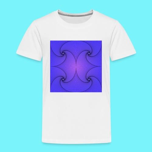 Blue Pursuit - Kids' Premium T-Shirt