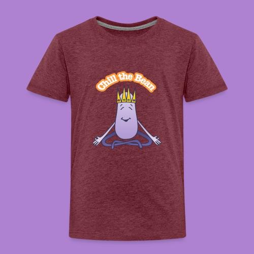 Chill the Bean - Kids' Premium T-Shirt
