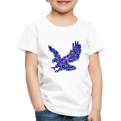 MANDALADLER - Kinder Premium T-Shirt