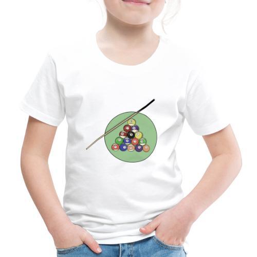 Billards party - T-shirt Premium Enfant