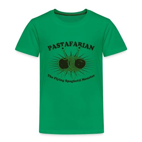 The Flying Spaghetti Monster - Kids' Premium T-Shirt