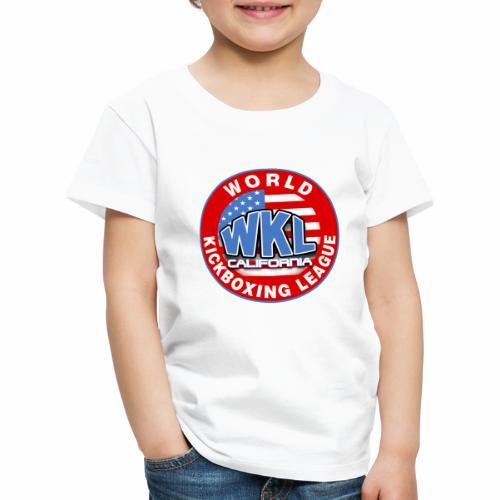 WKL CALIFORNIA - Camiseta premium niño
