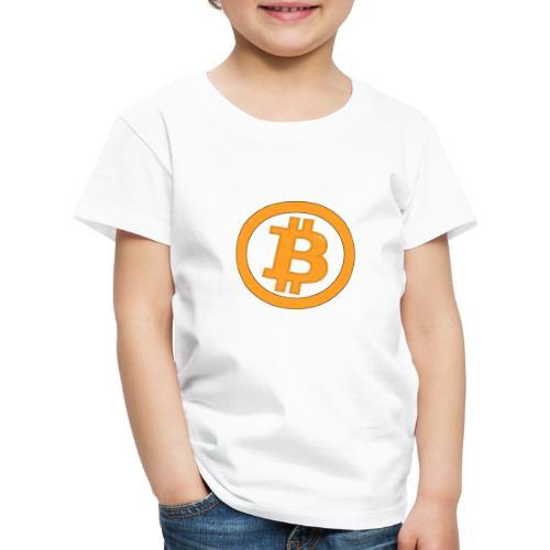 Bitcoin classique - T-shirt Premium Enfant