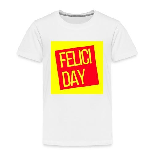 Feliciday - Camiseta premium niño