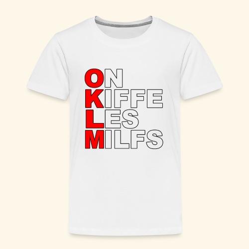 OKLM - T-shirt Premium Enfant