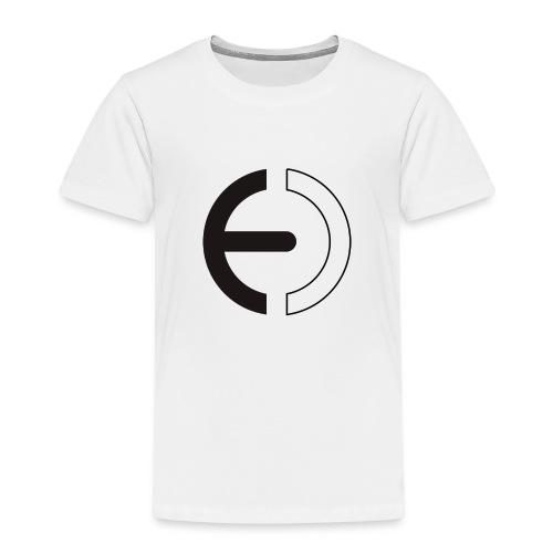 logo black only - Kids' Premium T-Shirt