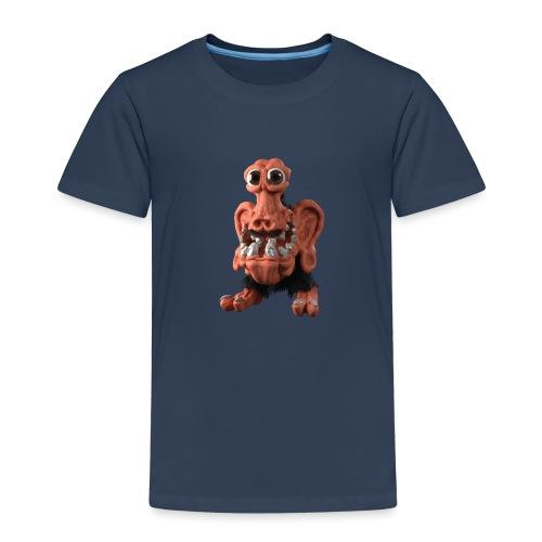 Very positive monster - Kids' Premium T-Shirt