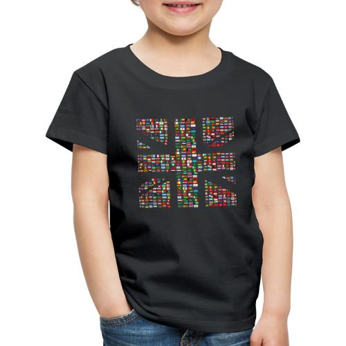 The Union Hack - Kids' Premium T-Shirt