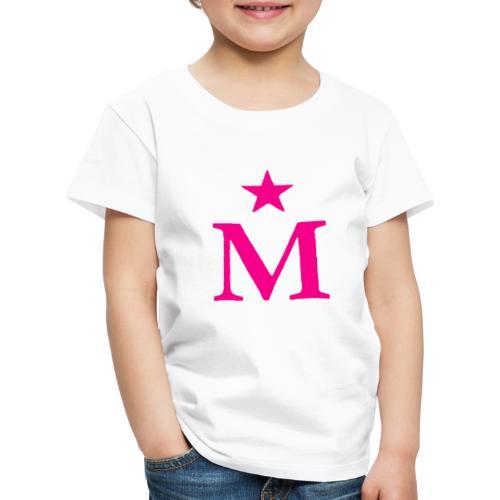 M de Moderdonia rosa - Camiseta premium niño