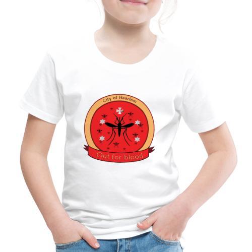 Haarlem GOT met banner - Kinderen Premium T-shirt