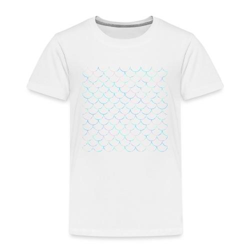 Mermaid scales - T-shirt Premium Enfant