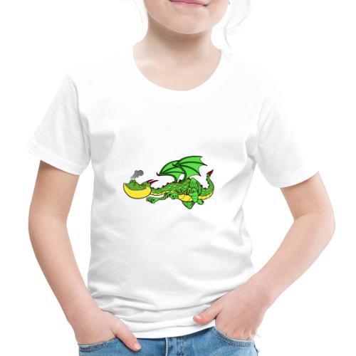 dracarys - Kinder Premium T-Shirt