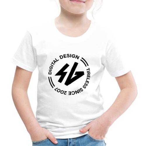 sg-badge-2 - Kinder Premium T-Shirt