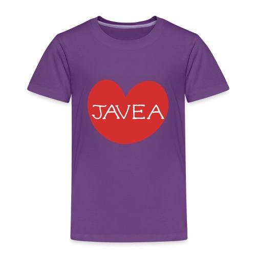 LOVE JAVEA - Camiseta premium niño