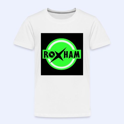 RoxHam-Button-2019 - Kinder Premium T-Shirt