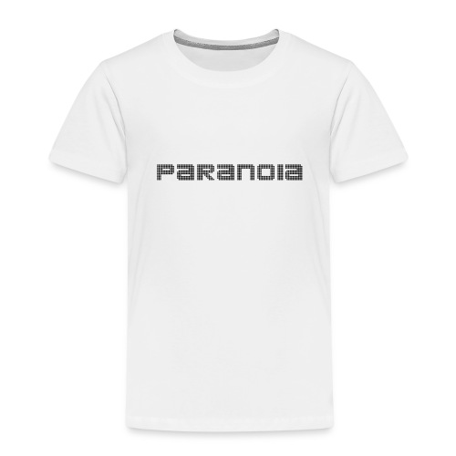 paranoia retro collection - Premium-T-shirt barn