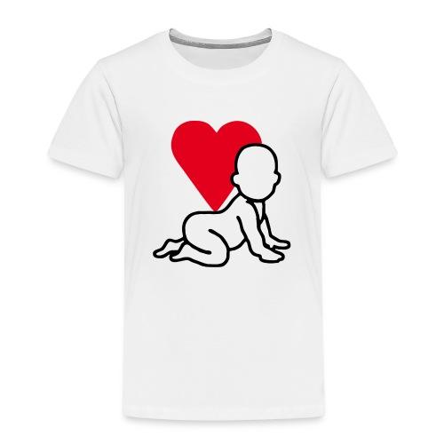 Herzkind Logo - Kinder Premium T-Shirt