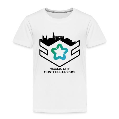 MD black - T-shirt Premium Enfant