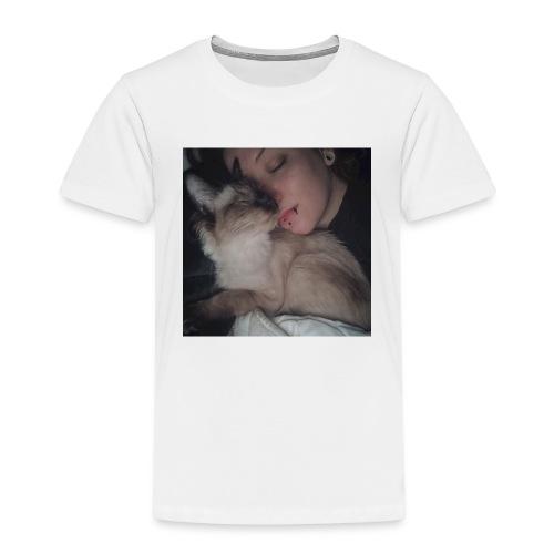 Kuscheln - Kinder Premium T-Shirt