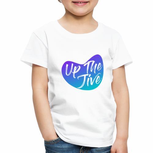 Up The Jive Heart - Kids' Premium T-Shirt