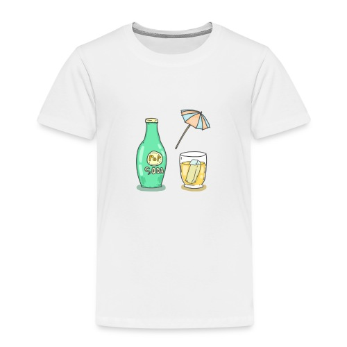 Sodapop - Kinder Premium T-Shirt