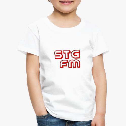 STG FM Logo 2019 - Kinder Premium T-Shirt