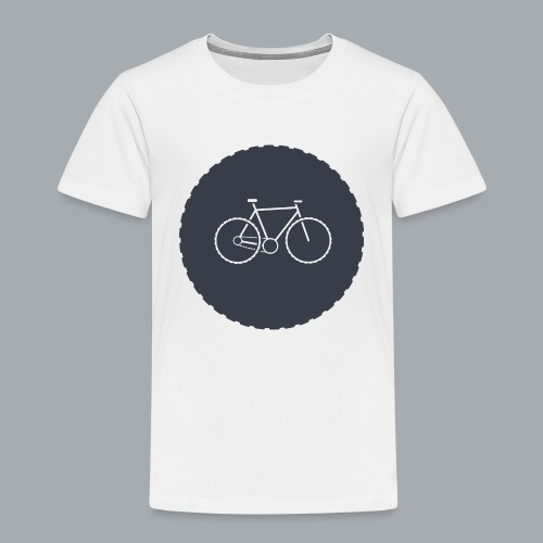 Bike Circle - Kinder Premium T-Shirt
