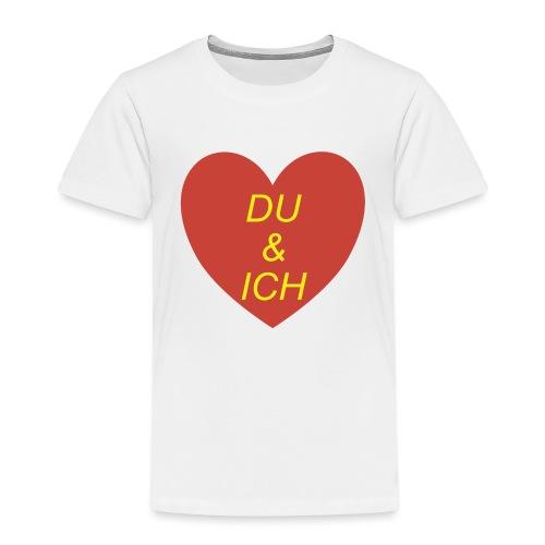 Herzilein - Kinder Premium T-Shirt