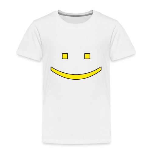 SMILE - Kinder Premium T-Shirt