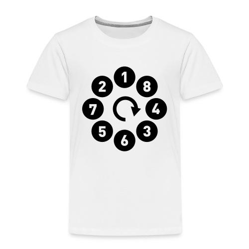 v8firing01b - Premium T-skjorte for barn